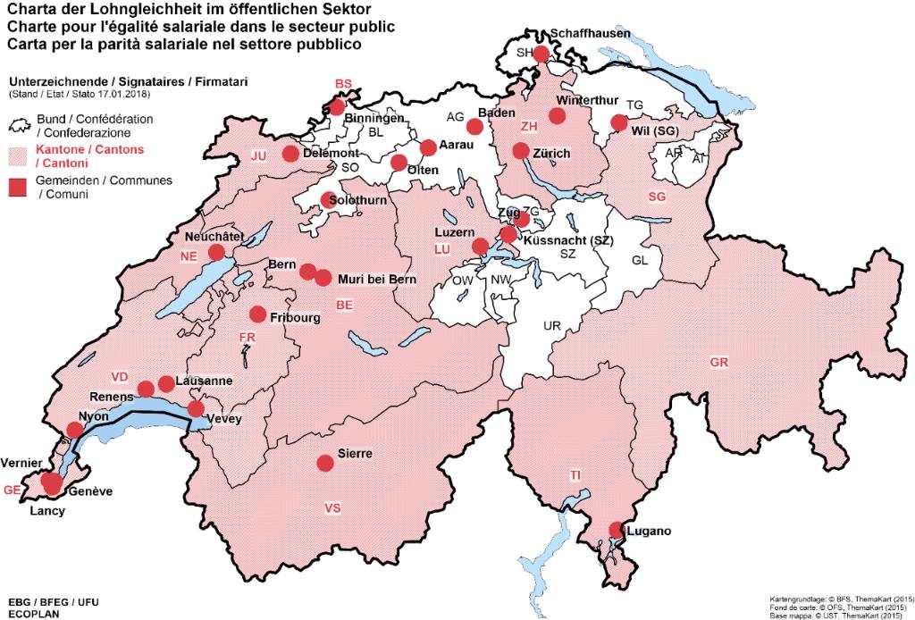 Cartina Geografica Canton Ticino Svizzera.Pari Opportunita Sgcds Can Repubblica E Cantone Ticino